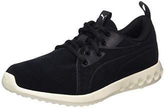 Puma Unisex Adults' Carson 2 Molded Suede Multisport Outdoor Shoes, Black-Whisper White 01