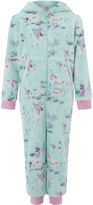 Monsoon Neptune Unicorn Chunky Sleepsuit