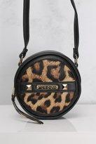 Rare Leopard Print Circle Bag