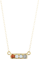 "Lulu Frost Code ""Cool"" Necklace - 14K Or 18K"
