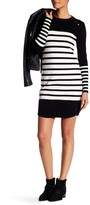 Rebecca Minkoff Scottie Stripe Crew Dress