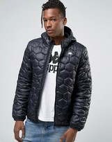 Kappa Padded Jacket With Hood