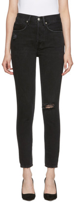 Frame Grey Le Original Skinny Jeans