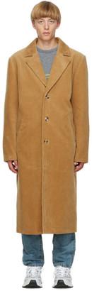 Han Kjobenhavn Brown Boxy Coat