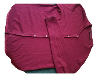 Comptoir des Cotonniers Burgundy Knitwear for Women