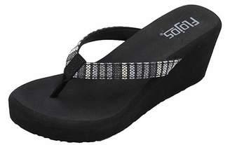 Flojos Womens Olivia Serape Sandals