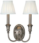 Hudson Valley Lighting Valley 6112-AN Huntington Antique Nickel Wall Sconce