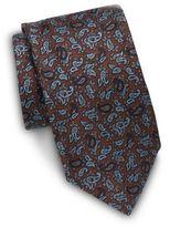 Eton Italian Silk Printed Tie