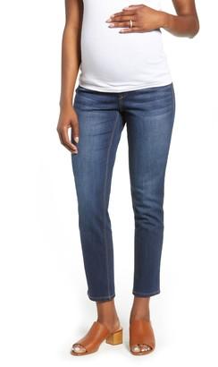 1822 Denim Straight Leg Maternity Jeans