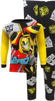 Transformers Robots In Disguise Bumblebee Cotton Pajamas for boys