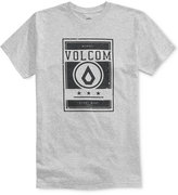 Volcom Men's Ridel Logo-Print T-Shirt