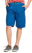 Mossimo Men's Shorts True Navy 34)