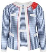 Mayoral Blue Striped Jacket