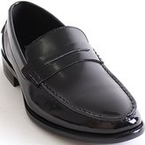 JustOneStyle New Mooda Penny Loafer Classic Dress Casual Mens Leather Formal Shoes
