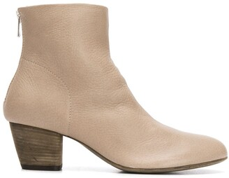 Officine Creative Jeannine ankle boots