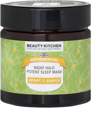 Beauty Kitchen Abyssinian Oil Night Halo Potent Sleep Mask 60Ml