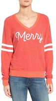 Wildfox Couture Baggy Beach Jumper - Merry Pullover