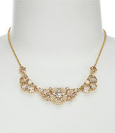Kate Spade Posy Petals Pearl Flower Collar Necklace
