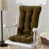 Asstd National Brand Standard Cherokee Rocking Chair Cushion Set