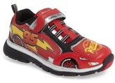 Stride Rite Boy's Disney Cars Sneaker