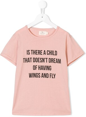 Andorine Is there a child printed T-shirt