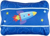 Olive Kids Out of this World Sham- Blue