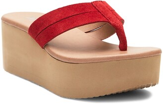 Matisse Newport Flatform Flip Flop