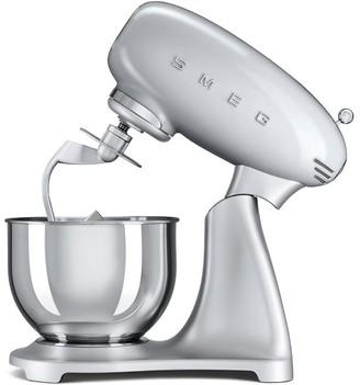 Smeg Stand Mixer Silver