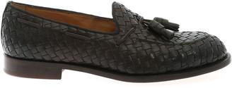 Doucal's Doucals Tassel Loafers Intreccio
