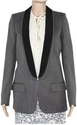 Stella McCartney Stella Mc Cartney Grey Cotton Jackets