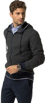 Tommy Hilfiger Quilted Fleece Hoodie