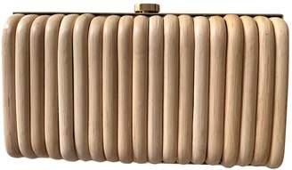 Stella McCartney Stella Mc Cartney \N Gold Metal Clutch bags