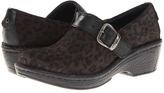 Børn Glendell (Black Leopard Print) - Footwear