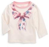 Hatley Infant Girl's Graphic Long Sleeve Tee