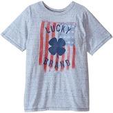 Lucky Brand Kids - Flag Tee Boy's T Shirt
