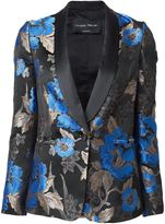 Christian Pellizzari shawl smoking jacket
