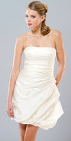 Mignon Ivory Bubble Dresses