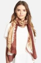 La Fiorentina Women's Tie Dye Silk Scarf