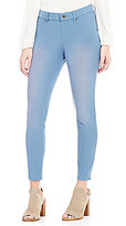 Hue Faded Essential Denim Leggings