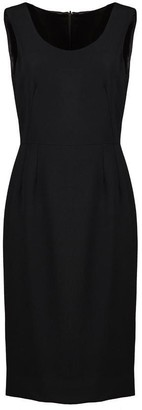 Dolce & Gabbana Fitted Sleeveless Dress