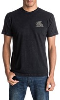 Quiksilver Men's Bones Graphic T-Shirt
