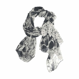 Use7 Day of the Dead Skull Scarf Shawl Wrap