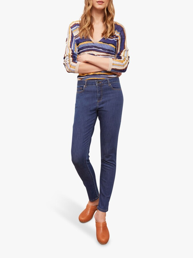 Thumbnail for your product : Gerard Darel Mona Straight Jeans, Blue