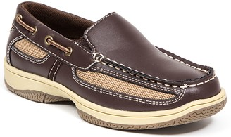 Deer Stags Kid's Slip-On Loafer Boat Shoes -Pal
