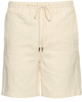 Fanmail Relaxed hemp and cotton-blend shorts
