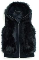 Tommy Hilfiger Faux Fur Vest