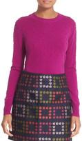 Ted Baker &Sabrina& Bubble Stitch Crewneck Sweater