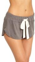 Eberjey Women's Heather Knit Shorts