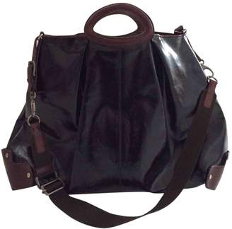 Marni Black Patent leather Handbags