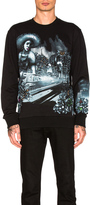 Lanvin Graphic Sweatshirt